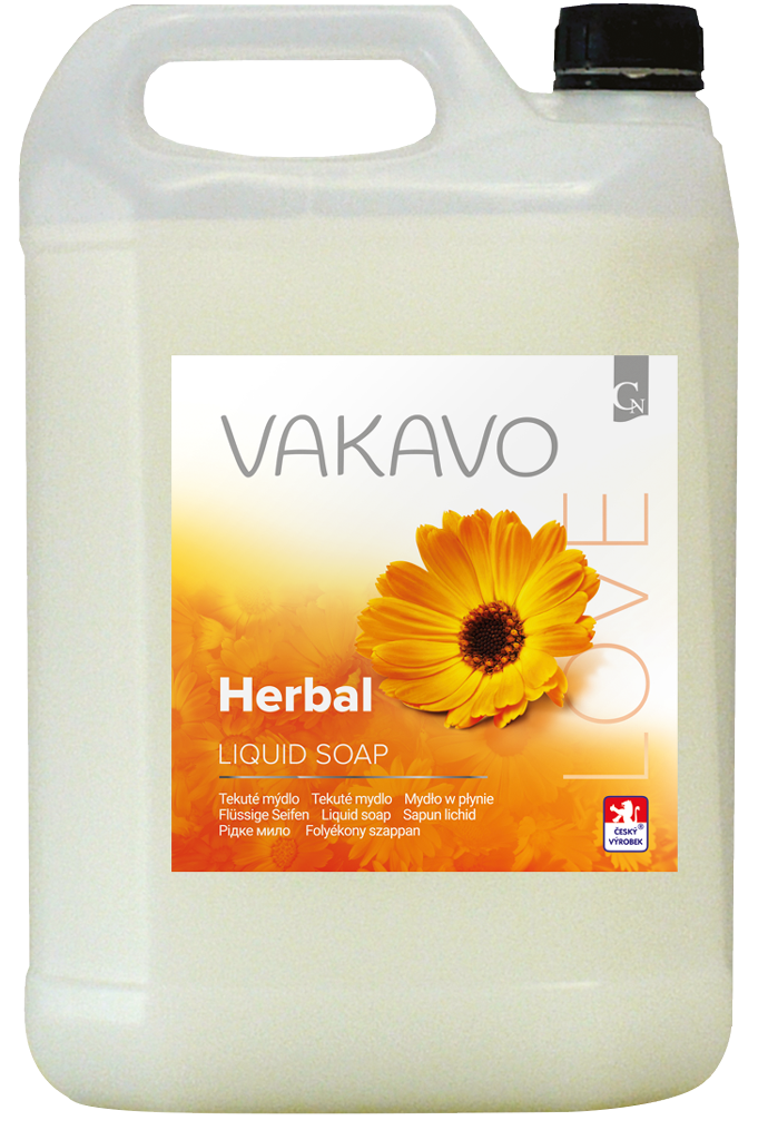 VAKAVO LOVE herbal 5l
